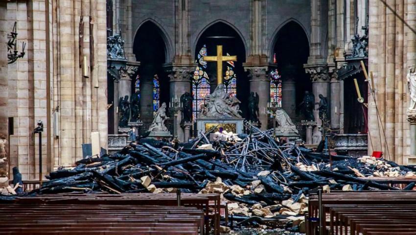 Foto: Donaţiile pentru reconstrucţia catedralei Notre-Dame au ajuns la 750 milioane de euro