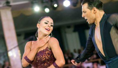 Video! Dansatorii moldoveni și-au apărat titlul de campioni ai Europei la Dans Latino-american