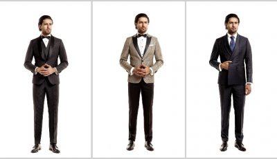 Smoking-ul – alegerea vestimentară preferată a mirilor pentru ziua nunții lor!
