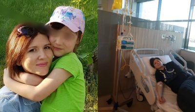 La doar 33 de ani, o tânără mamă din Cimișlia luptă cu cancerul. Cristina vrea să-și vadă fetița mare!