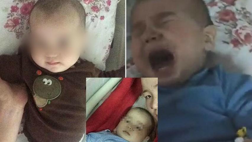 Foto: Un bebeluș a ajuns la terapie intensivă, după ce asistentele i-au făcut clismă cu apă opărită