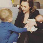 Foto: Motivul pentru care Adela Popescu a decis să-l retragă pe fiul ei de 2 ani de la grădiniță