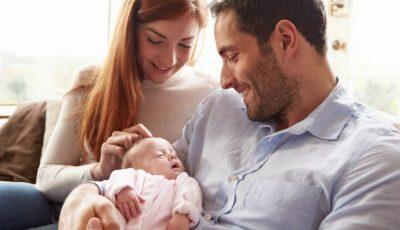 Circa 6.000 de tătici din Moldova au solicitat concediul paternal de 14 zile acordat la nașterea copilului