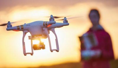 Folosirea dronelor, interzisă în Republica Moldova! Vezi ce prevede legislația pentru a putea lansa o dronă în aer
