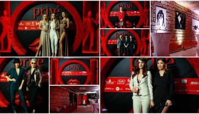 Un show incendiar plin de rafinament, eleganță și senzualitate, la cea de-a IV-a ediție Privé Fashion Events! Reportaj foto
