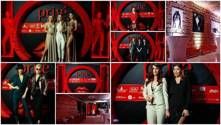 Foto: Un show incendiar plin de rafinament, eleganță și senzualitate, la cea de-a IV-a ediție Privé Fashion Events! Reportaj foto