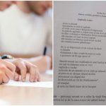 Foto: Pe rețelele sociale, a fost publicată poezia de la pre-BAC care a stârnit nemulțumire în rândul elevilor