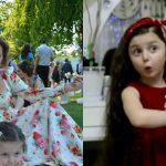 Foto: Fiica actorilor Aliona Triboi și Ghenadie Gâlcă este o mică artistă. Uite cum recită poezii!