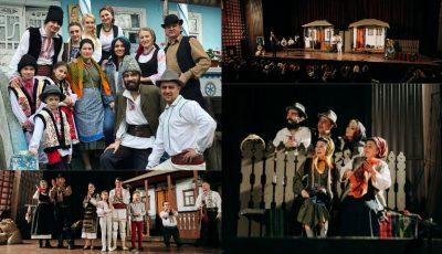 Teatrul Popular își dă o nouă întâlnire cu publicul, în ajunul Floriilor!