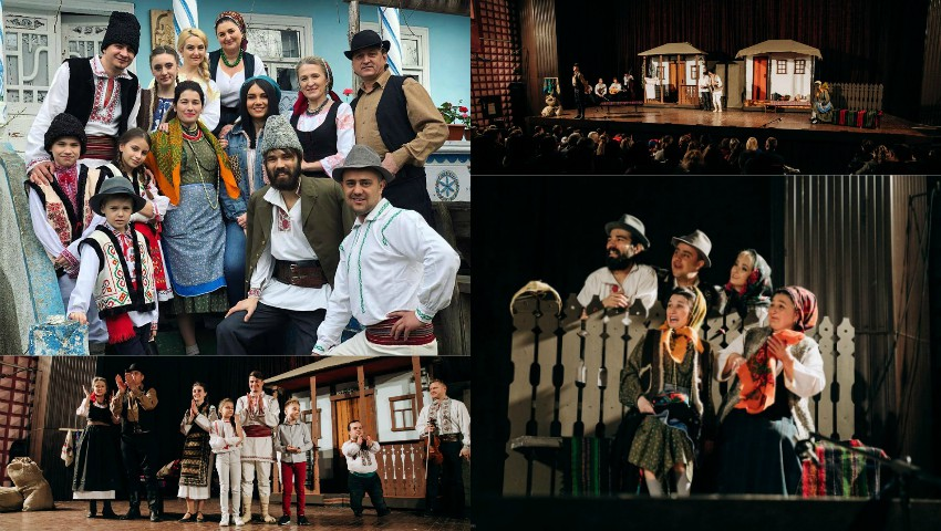 Foto: Teatrul Popular își dă o nouă întâlnire cu publicul, în ajunul Floriilor!