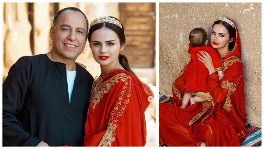 Foto: Xenia Deli își laudă soțul pe Instagram