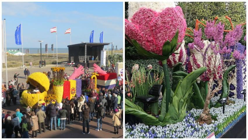Foto: Video! Moldova participă la cel mai mare Festival al florilor organizat în Olanda