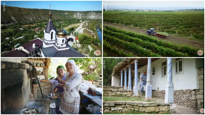 """Foto: ,,Moldova, pământul bogăției"""" – postul de televiziune franco-german Arte TV a lansat cel de-al doilea reportaj despre țara noastră!"""