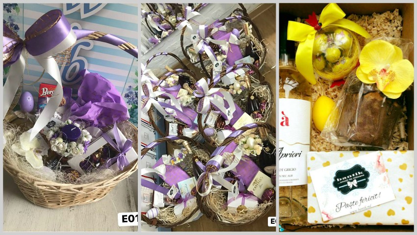 Foto: Idei de cadouri de Paște: Iată cum poți să-i surprinzi pe cei dragi!
