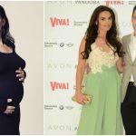 Foto: Lavinia Pîrva, însărcinată în 7 luni, și-a făcut o schimbare de look. Ce sex are abebelușul?