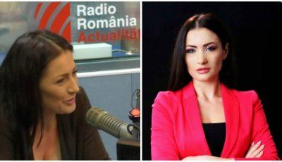 """Stela Popa la Radio România: Sunt generația """"țopârlanilor"""" care au """"invadat"""" Chișinăul"""