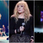 Foto: Video! Imagini inedite de la concertul aniversar al Allei Pugacheva