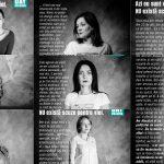 Foto: Femeile abuzate sexual din Moldova își împărtășesc istoriile cutremurătoare, în cadrul campaniei Denim Day