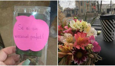 Un moldovean aflat peste hotare i-a trimis soției sale cadouri, în secret, timp de 3 săptămâni