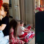 Foto: Fiul lui Jasmin și al lui Ilan Shor împlinește astăzi 3 anișori. Ce surprize i-au pregătit părinții