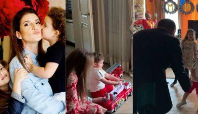 Fiul lui Jasmin și al lui Ilan Shor împlinește astăzi 3 anișori. Ce surprize i-au pregătit părinții