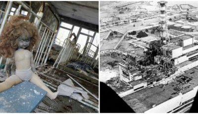 Astăzi se împlinesc 33 de ani de la accidentul de la Cernobîl