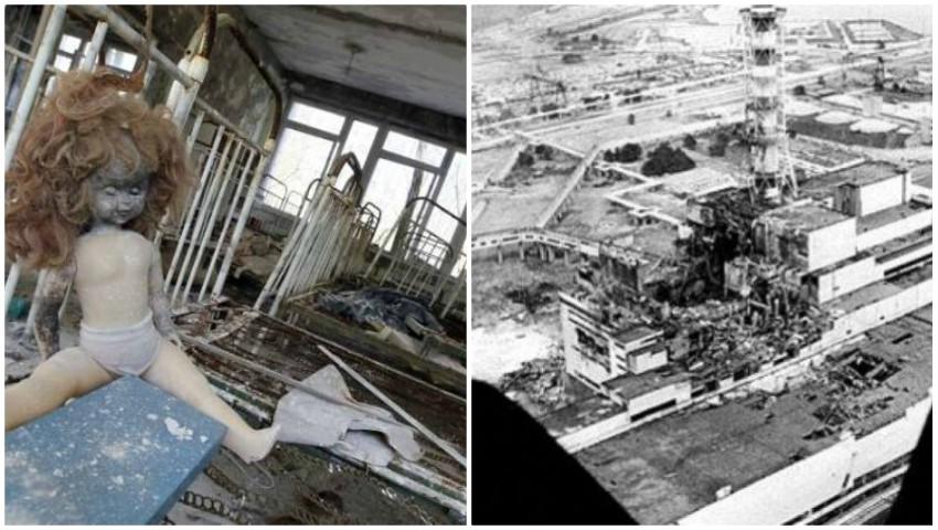 Foto: Astăzi se împlinesc 33 de ani de la accidentul de la Cernobîl