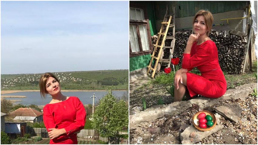 Foto: Sărbătoarea de Paște în familia Marianei Mihăilă, la casa bunicilor din Dănceni!