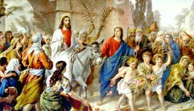 Creștinii ortodocși sărbătoresc Duminica Floriilor