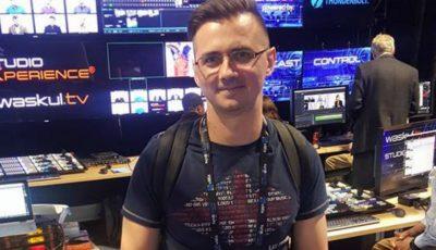 Directorul de știri al Pro Tv Chișinău și-a dat demisia, după 10 ani de activitate