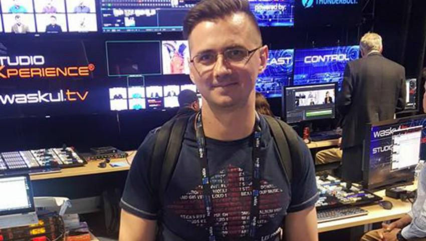 Foto: Directorul de știri al Pro Tv Chișinău și-a dat demisia, după 10 ani de activitate