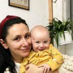 """Foto: Nata Albot: ,,Mi se pare ciudat când bărbații spun că nu vor să asiste la nașterea copilului lor"""""""