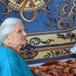 Foto: O femeie din Dubăsari a împlinit 105 ani