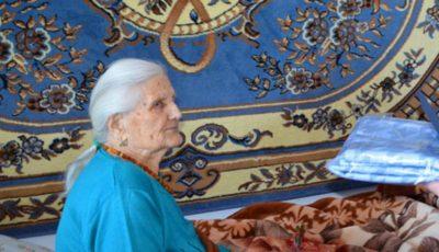 O femeie din Dubăsari a împlinit 105 ani