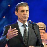 Foto: Președintele Federației Moldovenești de Fotbal, Pavel Cebanu, și-a dat demisia după 22 de ani la conducerea instituției