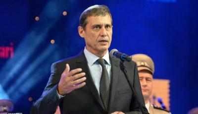 Președintele Federației Moldovenești de Fotbal, Pavel Cebanu, și-a dat demisia după 22 de ani la conducerea instituției