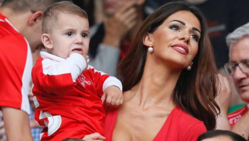 Foto: Cele mai frumoase soții de fotbaliști din întreaga lume. Foto