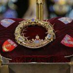 Foto: Un preot a salvat Coroana de Spini a lui Iisus, în timpul incendiului din Catedrala Notre-Dame
