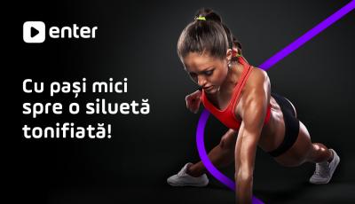 Cu pași mici spre o silueta tonifiată! ENTER îți dezvăluie 4 metode simple cum să te ții în formă
