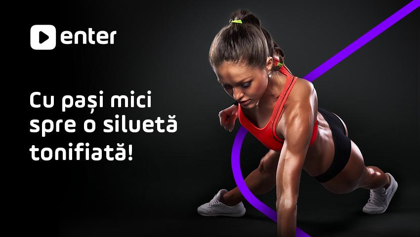 Foto: Cu pași mici spre o silueta tonifiată! ENTER îți dezvăluie 4 metode simple cum să te ții în formă
