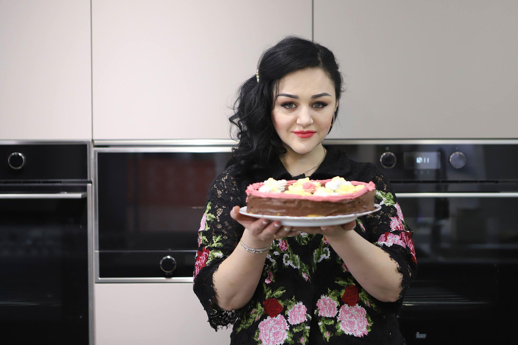 "Foto: Rețeta de tort ""Primăvara"", de la Lenuța Gheorghiță"