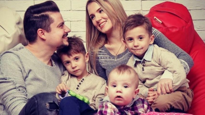 Foto: Soții Manciu au dezvăluit motivele pentru care au decis să plece din Moldova