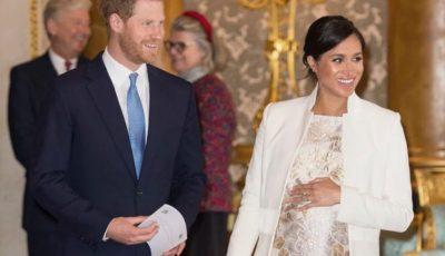 Meghan Markle și prințul Harry vor deveni părinți în doar câteva zile. Anunțul oficial!
