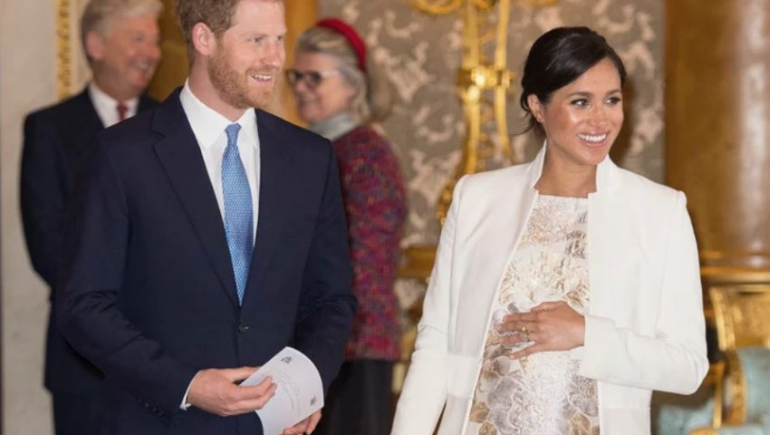 Foto: Meghan Markle și prințul Harry vor deveni părinți în doar câteva zile. Anunțul oficial!