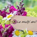 Foto: La mulți ani, de Florii!