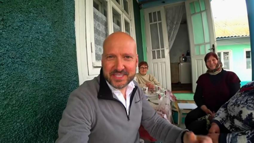 Foto: Video! Vloggerul englez are mari șanse să se însoare în Moldova