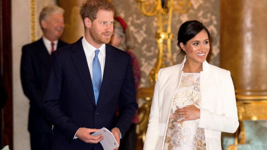 Foto: Prințul Harry și Meghan Markle și-au lansat cont oficial pe Instagram