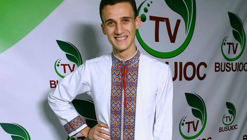 Foto: Interpretul Gabriel Nebunu se pregătește să susțină BAC-ul. Ce spune despre testul de simulare la limba română?