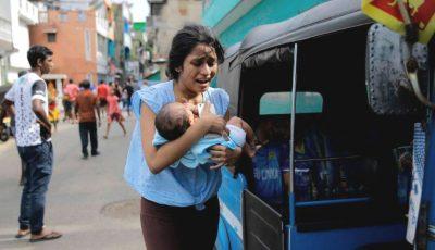 Un tată britanic a trebuit să decidă pe care dintre copiii săi să-l salveze, după atentatele din Sri Lanka