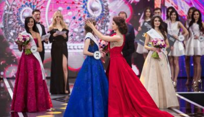 Finalistele concursului Miss Rusia 2019, în rochii create de un designer moldovean! Iată cine este câștigătoarea
